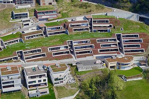 Terassenhäuser Vitznau